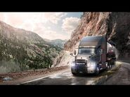 American Truck Simulator- Colorado - Denver to Grand Junction Gameplay (WIP) (4k)
