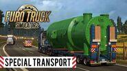 ETS2 Special Transport DLC Trailer