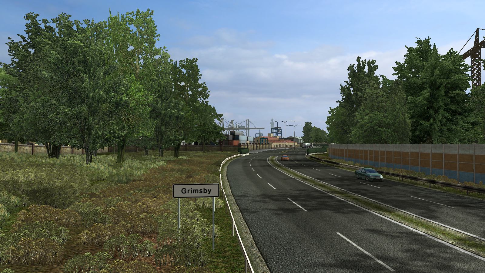 Grimsby/UK Truck Simulator