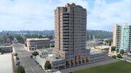 Coeur d'Alene Parkside Building