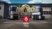 Renault Trucks T Range