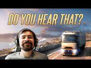 Euro Truck Simulator 2- Iberia - Do you hear that?