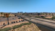 Interstate 40 US 95 Ehrenberg