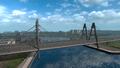 Saint Petersburg Bolshoy Obukhovsky Bridge