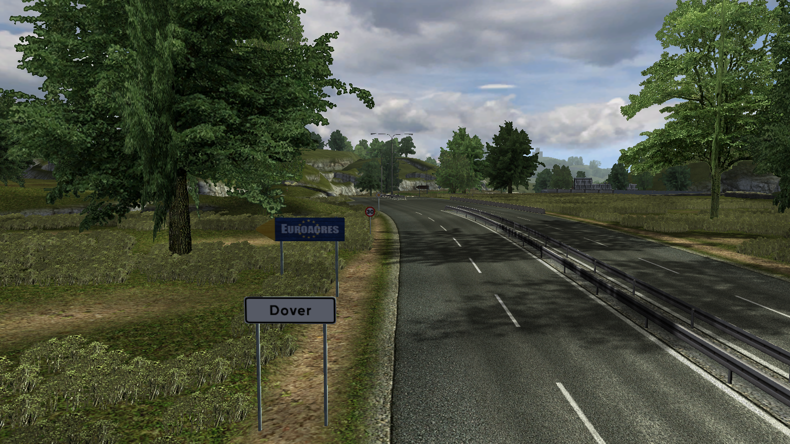Dover/UK Truck Simulator