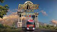 Euro Truck Simulator 2 - Road to the Black Sea DLC