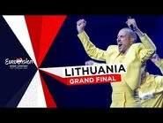 The Roop - Discoteque - LIVE - Lithuania 🇱🇹 - Grand Final - Eurovision 2021