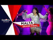 Destiny - Je Me Casse - LIVE - Malta 🇲🇹 - Grand Final - Eurovision 2021