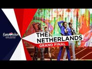 Jeangu Macrooy - Birth Of A New Age - The Netherlands 🇳🇱 - Grand Final - Eurovision 2021