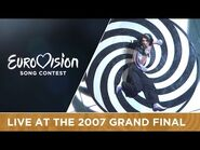 The Ark - The Worrying Kind (Sweden) Live 2007 Eurovision Song Contest