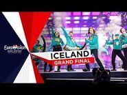 Daði og Gagnamagnið - 10 Years - LIVE - Iceland 🇮🇸 - Grand Final - Eurovision 2021