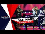 Senhit - Adrenalina - LIVE - San Marino 🇸🇲 - Grand Final - Eurovision 2021