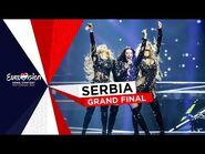 Hurricane - Loco Loco - LIVE - Serbia 🇷🇸 - Grand Final - Eurovision 2021