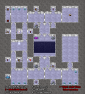 Sealed Hall Map (New)