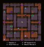 Tower of Sin Map
