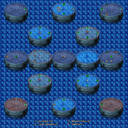 Blue Shallows Tower Map