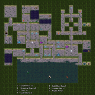 Ruined Forest City Map (New)
