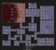 Starved Wolf's Lake Map (New)