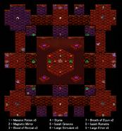 Phlegethos Remnant Map