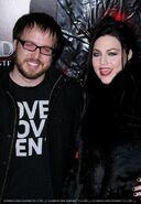 Josh Hartzler and Amy Lee