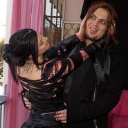 Amy and Shaun