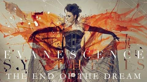 """EVANESCENCE - """"The End Of The Dream"""" (Official Audio - Synthesis)"""