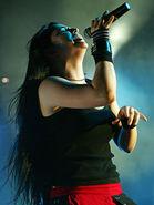 Amy lee live singing