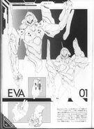 Neon Genesis Evangelion - Concept Design Works -042