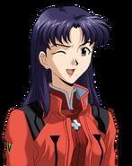 Evangelion Detective DAT1 606