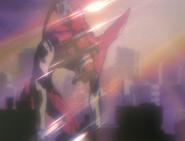 Arael beam attack
