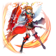 Valkyrie Connect Evangelion Collab additional characters standing img character 101017 2