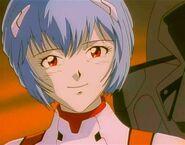 NGE06 Rei Smile