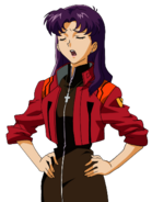 Secret of Evangelion Characters 049