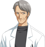 Detective Evangelion Hideaki Katsuragi 07
