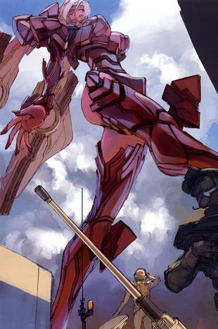 Crimson A1