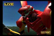 Neon Genesis Evangelion 2 juegoimagen 3