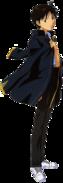 Shinji Ikari (in Jacket)