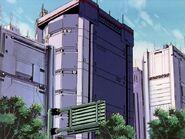 Evangelion edificio de Tokio 3