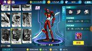NG Evangelion Juego Android EVA 02 brazo mecha
