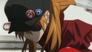Asuka with hat (Rebuild 3.0)