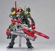 Evangelion 02 blindado Img1
