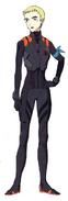 Ritsuko Akagi 3.0 + 1.0 Front