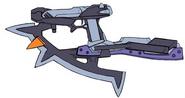 HandCannon Evangelion Type CQB