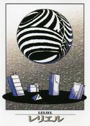Leliel Card