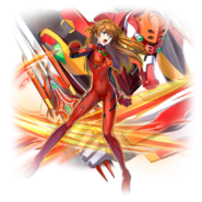 Valkyrie Connect Evangelion Collab additional characters standing img character 102032 2 0