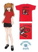 Evangelion Model Asuka