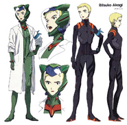 Ritsuko Akagi 3.0 + 1.0 Settei