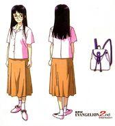 Mayumi Yamagishi casual