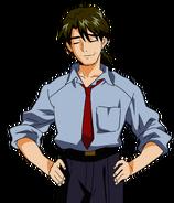 Secret of Evangelion Characters 076