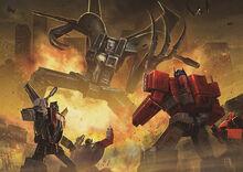 "Transformers x Evangelion- Transformers mode ""EVA"" Chapter 1 cover.jpeg"